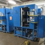 TA Systems 36″ x 15″ vertical hot plate welder, s/n 22040