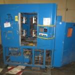 TA Systems 36″ x 15″ vertical hot plate welder, s/n – 22040-1