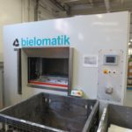 Bielomatik V5422 linear vibration welder, 09-10-19