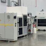 Bielomatik K2252 infrared welder, 3-axis servos, 2017