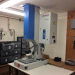 Herrmann 4800 watt (20 kHZ) ultrasonic welder, 2014