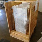 Thermal Press C-Series servo heat staking press, 2016